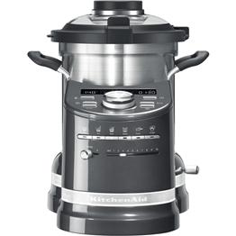 Robot Cuiseur Preparateur De Cuisine Tout En Un Gris Kitchenaid