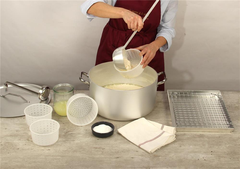 Faire du fromage dans sa cuisine tom press - Comment faire sa cuisine ...