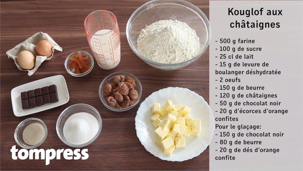 recette-de-kouglof-a-la-chataigne-en-video
