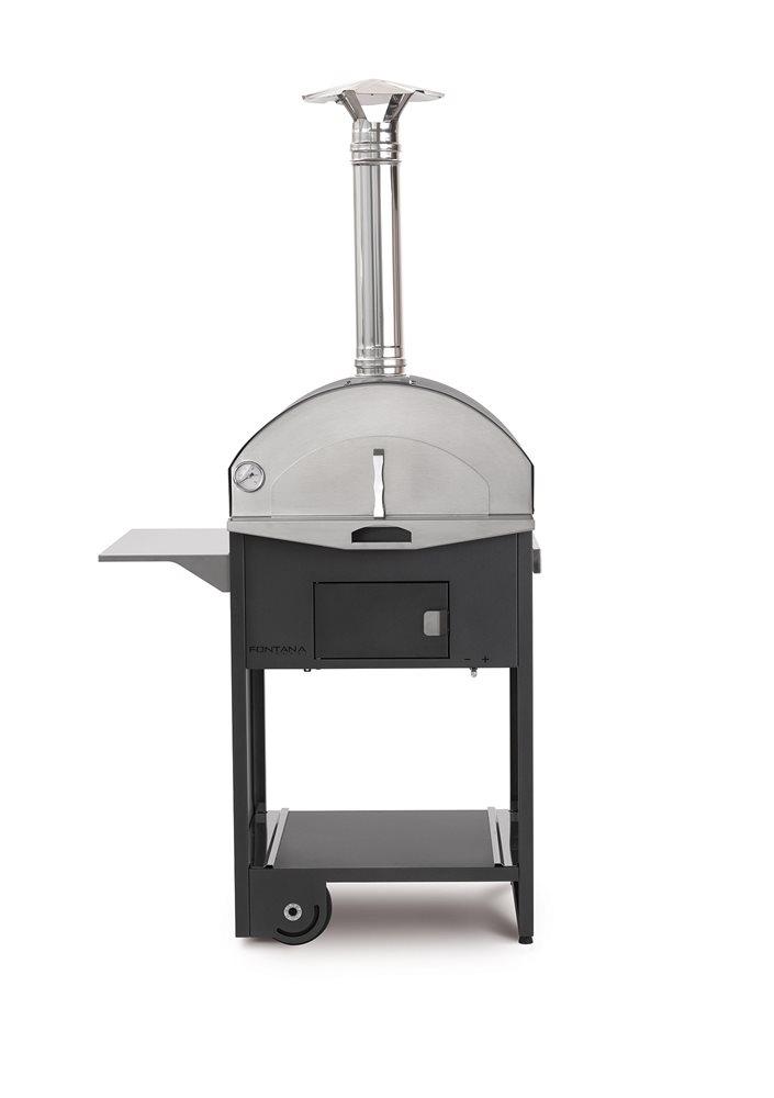 four bois combin barbecue et cuisson tom press. Black Bedroom Furniture Sets. Home Design Ideas