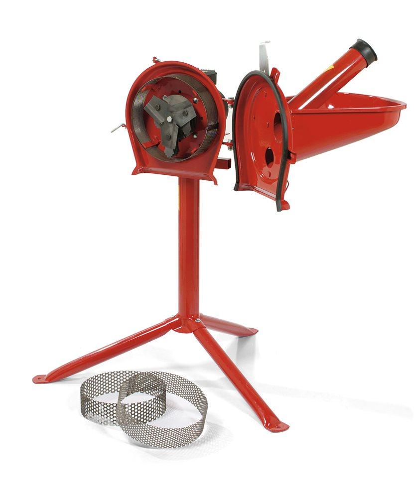 moulin c r ales lectrique pro en acier 2 hp tom press. Black Bedroom Furniture Sets. Home Design Ideas