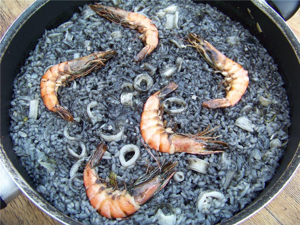 recette-de-l-arroz-negro