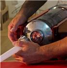 Poussoir à viande horizontal 5 litres Reber