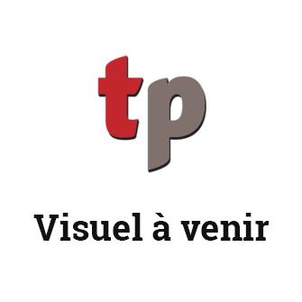 Planche à découper 40x19x1,5 cm, frêne, fabriquée en France.