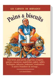 Livre Pains et biscuits