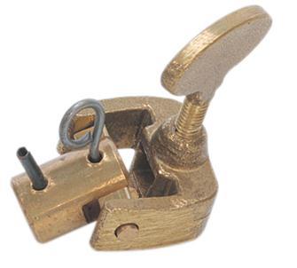 Cardan de tourne-broche axe 6 mm