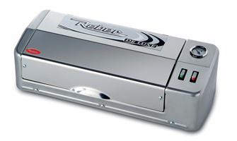 Machine à mettre sous vide en inox familiale Reber