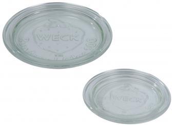 Couvercles Weck 100 mm par 30