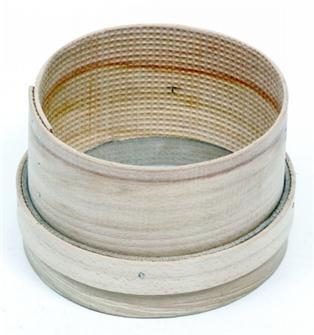 Tamis 15 cm pour farine complète