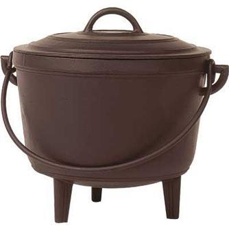 Chaudron fonte 17 litres