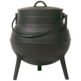 Chaudron fonte 60 litres