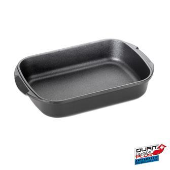 Plat à lasagnes fonte alu antiadhésif 30x22 cm