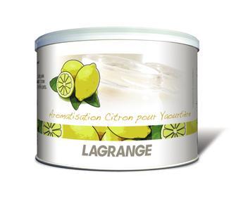 Aromatisation pour yaourtière parfum citron
