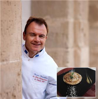 Recette des crêpes tyroliennes du Chef Tenailleau