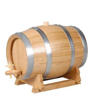 Tonnelet chêne 15 litres