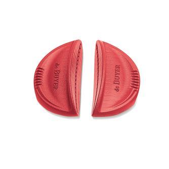 Anses clipsables rouges