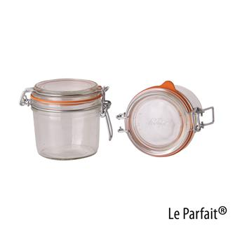 Verrine Le Parfait® 350 grammes par 18