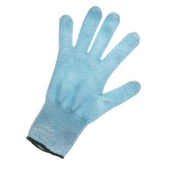 Gant anti-coupure taille 8 liseré bordeaux