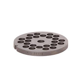 Grille 12 mm pour hachoir manuel porkert n°32