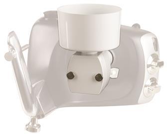 Option floconneuse pour robot ménager suédois multifonctions