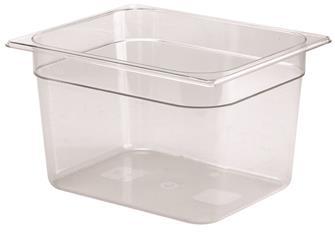 Bac gastro sans BPA GN 1/2 h. 20 cm en copolyester