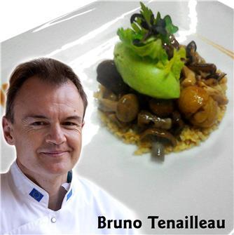 La glace au persil de Bruno Tenailleau