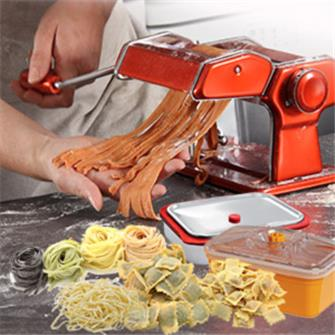 Faire des pâtes sèches à la maison