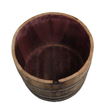 1/2 tonneau chêne d'occasion 225 litres