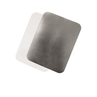 100 couvercles pour barquettes aluminium 2000 g