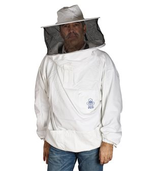 Vareuse d´apiculteur avec chapeau et voile XL