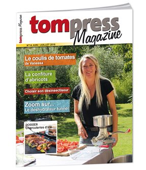 Tom Press Magazine juin-juillet 2016