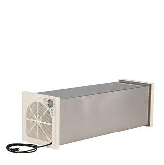 Déshydrateur séchoir tunnel inox 12 plateaux à thermostat