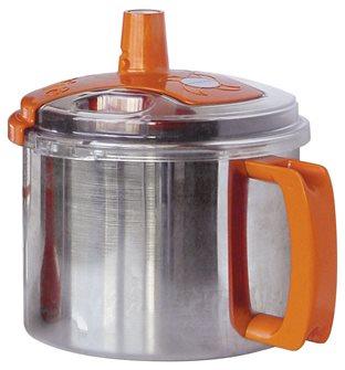 Bol cutter inox 5 litres pour mixeur plongeur 350 W Dynamic