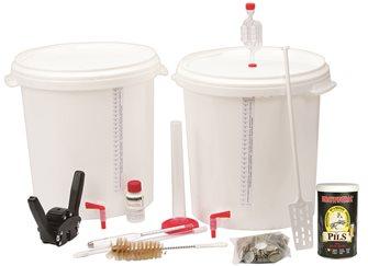 Kit à bière pour brasser à la maison avec 1 moût de Pils