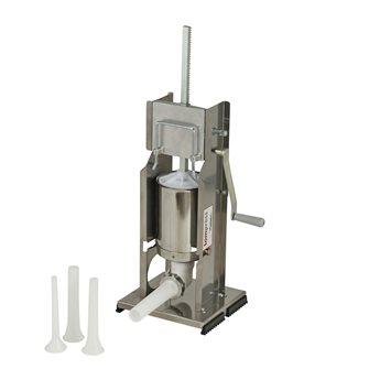 Poussoir à viande vertical 3 litres inox Tom Press par Reber