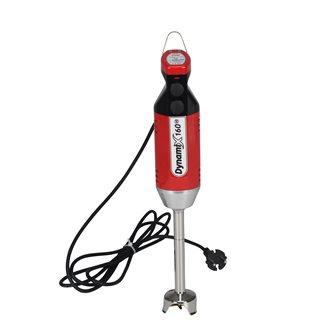 Mixeur plongeur professionnel 220 W pied démontable rouge