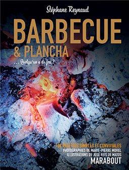 Livre Barbecue & Plancha