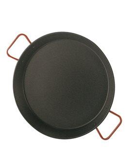 Plat à paella anti-adhésif 46 cm