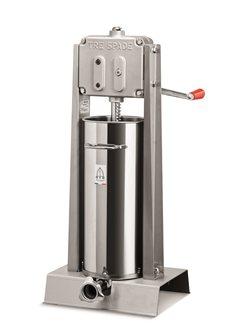 Poussoir à viande vertical 15 litres inox