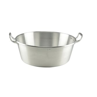 Bassine à gras et confiture aluminium Tom Press diamètre 46 cm