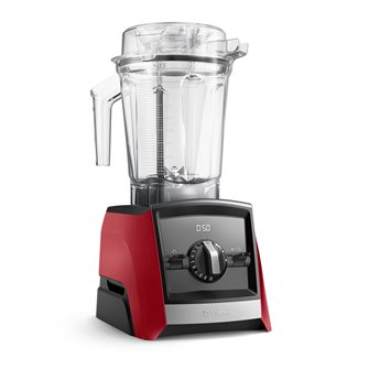 Blender Vitamix Ascent 2500 rouge