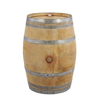 Tonneau en chêne grand cru d'occasion 225 litres Bordeaux