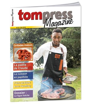 Tom Press Magazine juin 2019