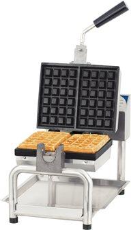 Gaufrier électrique professionnel 1 800 W