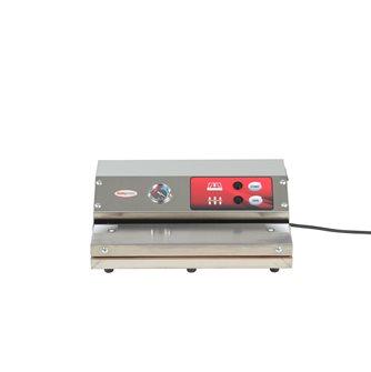 Machine sous vide inox 35 cm avec manomètre Tom Press fiable et robuste