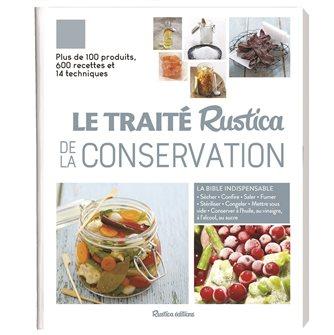 Livre Le traité de la conservation
